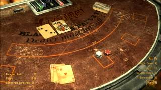 How to Beat the Dealer in Blackjack :Fallout New Vegas