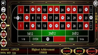Roulette strategy on 16/1 : #Roulette #winning #strategy