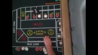 The Iron Crapper – Free Craps Betting System Strategy – Part 2