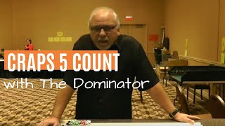 The Five Count by Golden Touch Craps