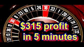 Roulette Strategy To Win ** perfect predictions no hacks**