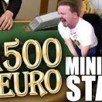 Playing High Stakes Blackjack on VIP table