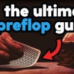 The Ultimate Preflop Poker Guide | SplitSuit Strategy