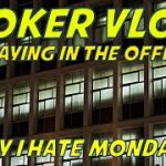 Poker Vlog – Home Games, When the River hits both players you cant fold!