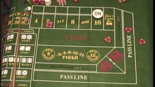 How to Make Come Bets on Casino Craps