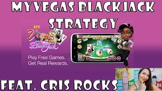 MyVegas Blackjack Strategy 2019