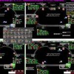NL100 No Limit Zoom Poker Bodo Coaching Learn 18th April