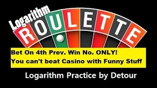 Roulette Logarithm – Practice at Oracle Casino with Fun Money (08/05/19)