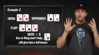 Poker Math  Calculating Outs   Poker Pro Tips – Phil Hellmuth