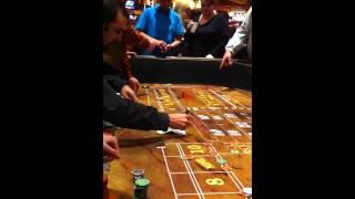 Choctaw Casino Card Craps