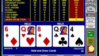 How To Play & Win Jacks or Better Video Poker – Part 2