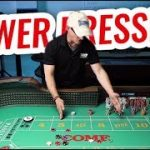 CRAPS POWER PRESSING 9 And 5 | Check This Out Las Vegas #4