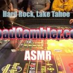 1 Hour Long Real Craps Game at Hard Rock Hotel & Casino Lake Tahoe, real ASMR casino sounds