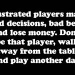 Poker Tips That Can Save You Money