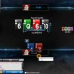 888 Poker Blast $1 SNG- Support Tip