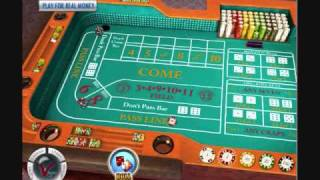Learn how to play Craps in an online casino