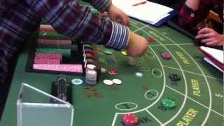 Casino Baccarat How To Pay Commission Part 01