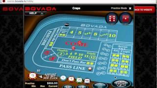 Online Craps at Bovada Casino – GamblingNerd.com