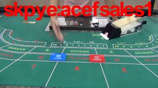 baccarat poker cheating shoe for marked cards