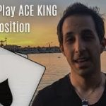 Poker Tips: How to Play Ace King Out of Position in Cash Game