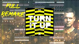 ARMIN VAN BUUREN – TURN IT UP (FULL REMAKE) FLP DOWNLOAD