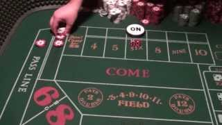 Craps Strategies: Don't Pass with Don't Come (DC7)