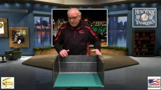 Craps Practice Table – Receiving Station from Golden Touch Craps