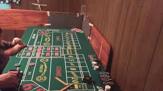 $30 don't pass strategy for craps
