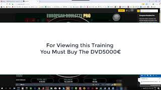 DVD5000€ Program 600€ WIN Roulette Online 💳 2409€