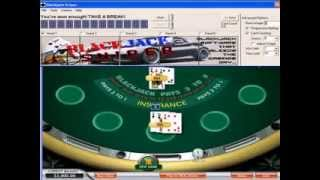 Blackjack strategy for casino blackjack strategy card Blackjack Sniper Review Video