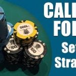CALL or FOLD? Set vs. Straight in No Limit Cash Game