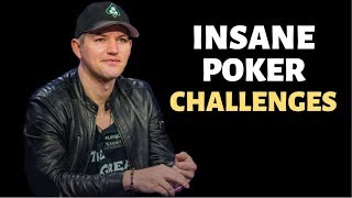 Unbelievable POKER FEATS that will leave you Speechless