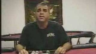 Texas Holdem Dealer DVD