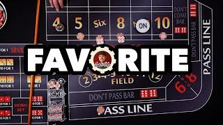 My Favorite Craps Betting Strategy