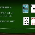 Blackjack Card Counting S17 Illustrious 18 Basic Strategy deviations flash card practice