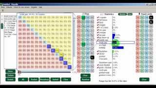 Free Poker Tutorial : Learn how to use Flopzilla, the poker software? by Gamble321.com