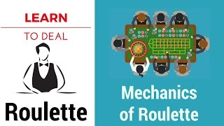 Professional Roulette Training for Beginners [Step 2 of 33] – Roulette Mechanics