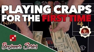 Playing Craps For The First Time – How to Play Craps Pt. 3