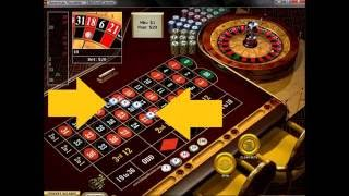 American roulette strategy. Betting system on 19 numbers.