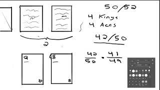 Calculating Pre-Flop Poker Probabilities
