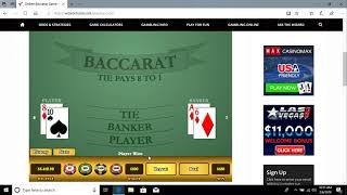 MAJOR BACCARAT BATTLE