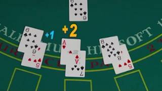 A blackjack card counting tutorial