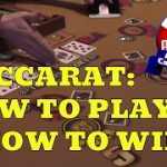 Baccarat – How to Play & How to Win!