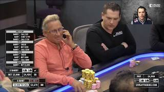 Poker Strategy: Polarization Leads to Two Impossible Calls