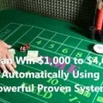 Win $4,000 a Day Without Fail With Power Craps!