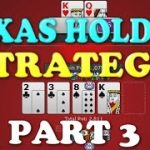 """""""Texas Holdem Strategy"""" Online Poker Tips Part 3 