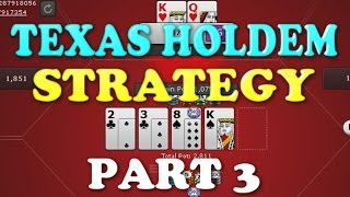 """""""Texas Holdem Strategy"""" Online Poker Tips Part 3   Double Up"""