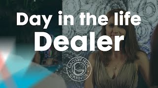 Casino Dealer – A day in the life