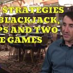 "Best Strategies for Blackjack, Craps & 2 More Games with Michael ""Wizard of Odds"" Shackleford"