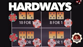 Hardway Bets – Casino Craps 🎲🎲